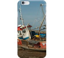 Whitby Crest at Brancaster Staithe iPhone Case/Skin