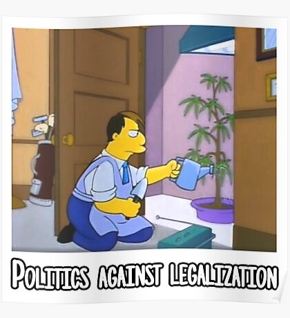 AGAINST LEGAL Poster