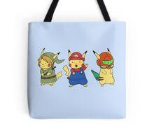 Nintendo Pikachus Tote Bag