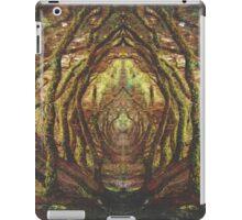 WOODS II iPad Case/Skin