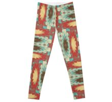 Complex colorful pattern Leggings