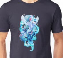 Popplio, Brionne and Primarina Unisex T-Shirt