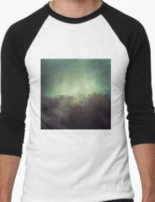 Mystery mountain Men's Baseball ¾ T-Shirt
