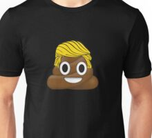 Funny Not My President Trump Poop Emoji T-Shirt Unisex T-Shirt