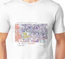 Multiple Deprivation Whitechapel ward, City of London Unisex T-Shirt