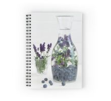 Infused water Spiral Notebook