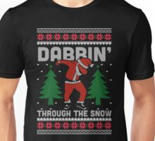 Dabbin Through The Snow Shirt Unisex T-Shirt