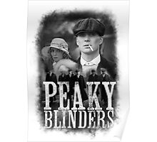 peaky blinders TV series cinema Cillian Murphy козырьки Poster