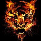 Tyger, Tyger, Burning Bright by ianleino