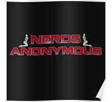 Nerds Anonymous Poster