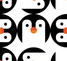 The Penguin Club Sticker