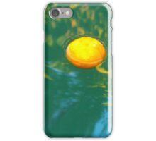 medlar on water iPhone Case/Skin