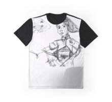 sketch 3 Graphic T-Shirt