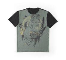 Yaga green Graphic T-Shirt