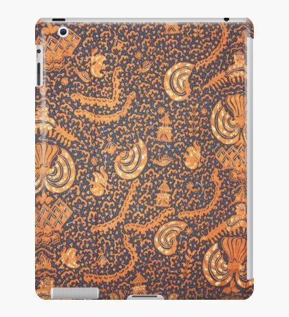 Oldies Batik iPad Case/Skin