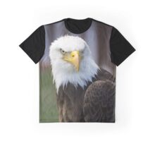 Beautiful north american bald eagle. Graphic T-Shirt