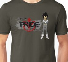 Saiyan Pride Training Academy Unisex T-Shirt