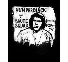Brute Squad Photographic Print