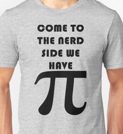 Nerd Side Unisex T-Shirt