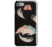 Purity Ring Shrines logo iPhone Case/Skin