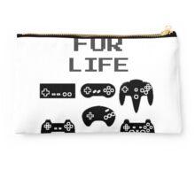 Gamer For Life ( Duvet Covers ) Studio Pouch