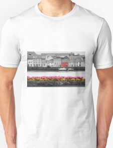 View of Galway Harbour T-Shirt