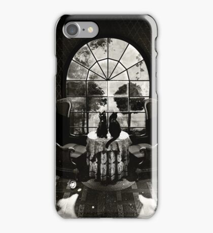 Room Skull iPhone Case/Skin