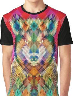 Corporate Wolf Graphic T-Shirt