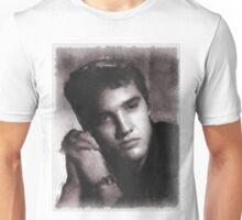 Elvis Presley, Singer Unisex T-Shirt