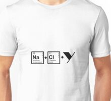 Salty, get it. Unisex T-Shirt