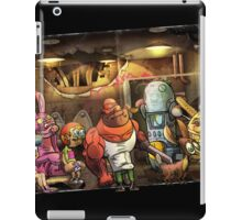 Cubicle iPad Case/Skin