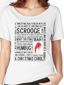 Scrooge Women's Relaxed Fit T-Shirt