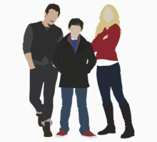 Swanfire Family One Piece - Short Sleeve