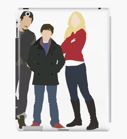 Swanfire Family iPad Case/Skin