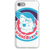My pal Bazooka Joe Chewing gum Vintage iPhone Case/Skin