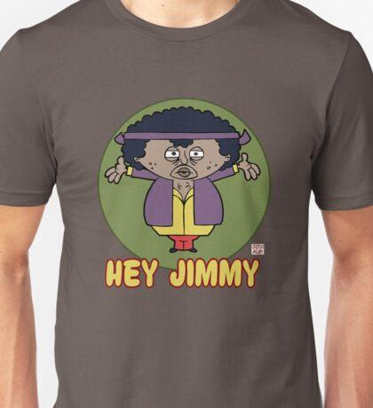 HEY JIMMY Unisex T-Shirt
