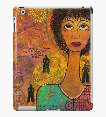 Emotional Truth iPad Case/Skin
