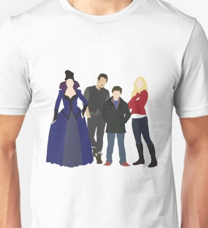 Swanfire Queen Family Unisex T-Shirt