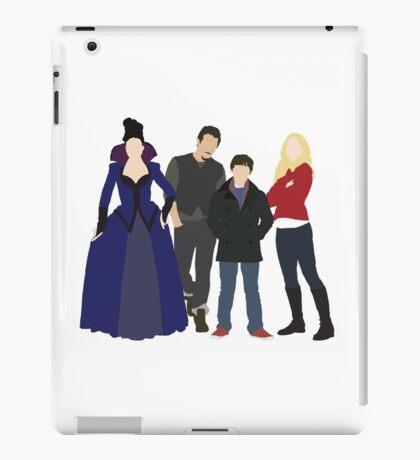 Swanfire Queen Family iPad Case/Skin