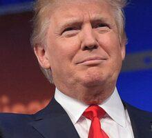 Thumbs up Trump Sticker