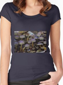 Toadstools Women's Fitted Scoop T-Shirt