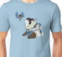 Polar Mei and Owl Snowball Unisex T-Shirt