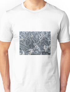 Freezing Tree Unisex T-Shirt