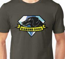 Diamond Dogs (PP) Unisex T-Shirt