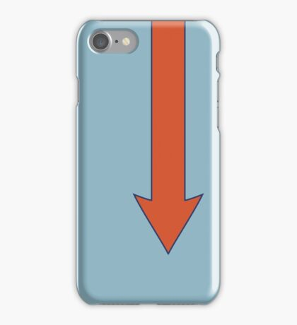 Gulf Arrow Livery iPhone Case/Skin