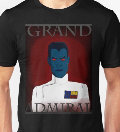 Grand Admiral Thrawn Unisex T-Shirt