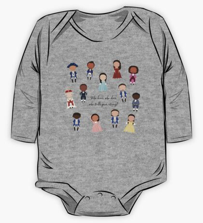 Hamilcast One Piece - Long Sleeve