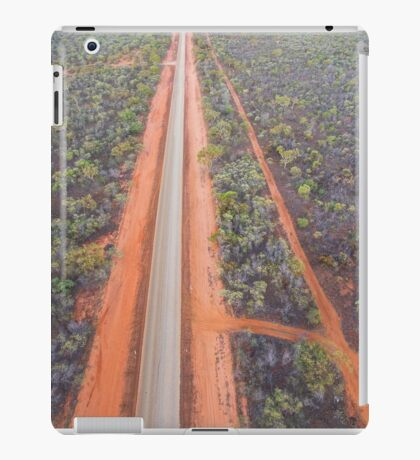 broome road areal  iPad Case/Skin