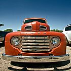 Ford F-1 Pickup by mal-photography