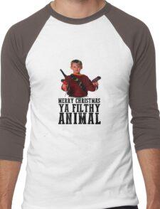 Home Alone - Kevin McCallister Men's Baseball ¾ T-Shirt